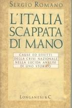 L'Italia scappata di mano by Sergio Romano
