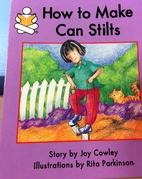 How to Make Can Stilts by Joy Cowley