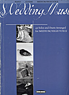 Wedding Music (49 Solos and Duets arranged…