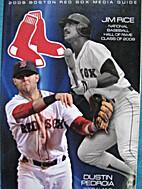 Boston Red Sox Media Guide 2009