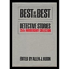 Best of the best detective stories;: 25th…