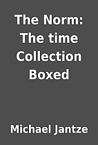 The Norm: The time Collection Boxed by…