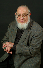 Author photo. Roger Curtis Green in 2003 [credit: The University of Auckland Department of Anthropology]