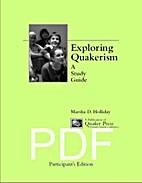 Exploring Quakerism : a study guide.…