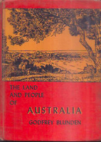 The Land and People of Australia by Godfrey…