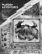 Warden Adventures by James M. Ward
