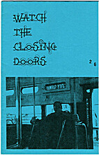 Watch the Closing Doors #26 by Fred Argoff