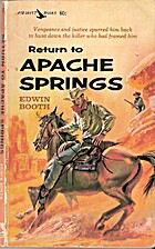 Return to Apache Springs by Edwin Booth