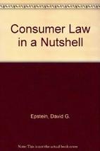 Consumer Law in a Nutshell (Nutshell Series)…
