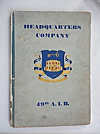 Pass in Review, HQ & HQ Company, 49 A.I.B.