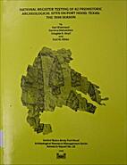 National Register Testing of 42 Prehistoric…