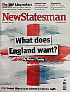 New Statesman, 30 April 2015
