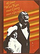 40 jaar Wim Kan met Corry aan zijn zijde by…