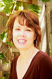Author photo. Author Teena Stewart