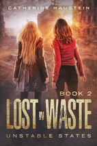 Lost in Waste by Haustein, Catherine