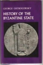 History of the Byzantine State by George…