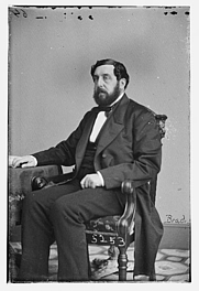 Author photo. Henry Theodore Tuckerman (1813-1871)