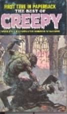 Best of Creepy by James Warren