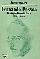 Fernando Pessoa: iniciação global à obra…