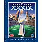 Super Bowl XXXIX Game Program: Jacksonville,…