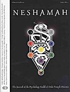 Neshamah: The Journal of the Psychology…
