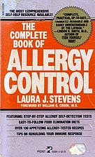 The Complete Book of Allergy Control by…