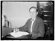 Author photo. Library of Congress Prints and Photographs Division, Harris & Ewing Collection (REPRODUCTION NUMBER:  LC-DIG-hec-09391)