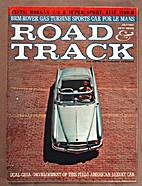Road & Track 1963-07 (July 1963) Vol. 14 No.…
