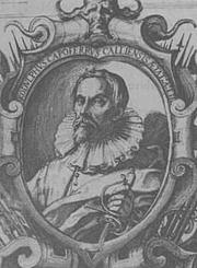 Author photo. Woodcut from Capoferro's original publication of Gran Simulacro dell'Arte e dell'Uso della Scherma'. Artist unknown.