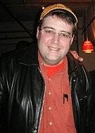 Author photo. Stuart Galbraith IV