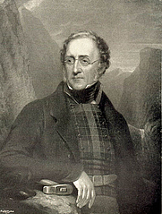 Author photo. Sir Henry Thomas de la Beche: engraving by William Walker after a painting by HP Bone, 1848. Wikimedia Commons.