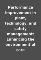 Performance improvement in plant,…