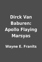 Dirck Van Baburen: Apollo Flaying Marsyas by…