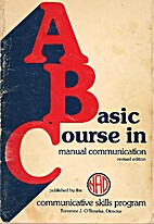 A Basic Course in Manual Communication by…
