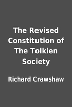 The Revised Constitution of The Tolkien…