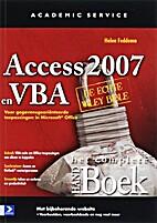 Access 2007 en VBA - Het complete handboek…