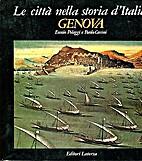 Genova by Ennio Poleggi