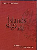 Íslandssaga by Einar Laxness