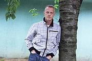 Author photo. Gerbrand Bakker