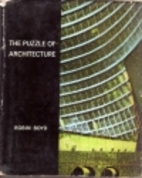The Puzzle of Architecture by Robin Boyd