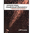 Analytical Chemistry: Principles and…