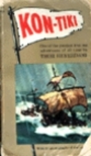 KON-TIKI A SPECIAL RAND MCNALLY COLOR…