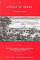 The annals of Derry by Robert Simpson