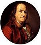 Benjamin Franklin [Author Unknown]