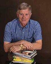 Author photo. Michael Capek