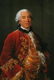 Author photo. wikimedia commons - Portrait de Georges-Louis Leclerc, comte de Buffon : François-Hubert Drouais (1727-1775) : Musée Buffon à Montbard