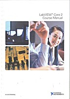 LabVIEW Core 2 Course Manual