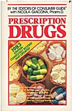 Prescription Drugs by Nicola Giacona