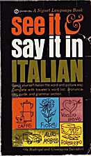 See It and Say It in Italian (See It and Say…