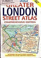 Greater London Street Atlas by Nicholson